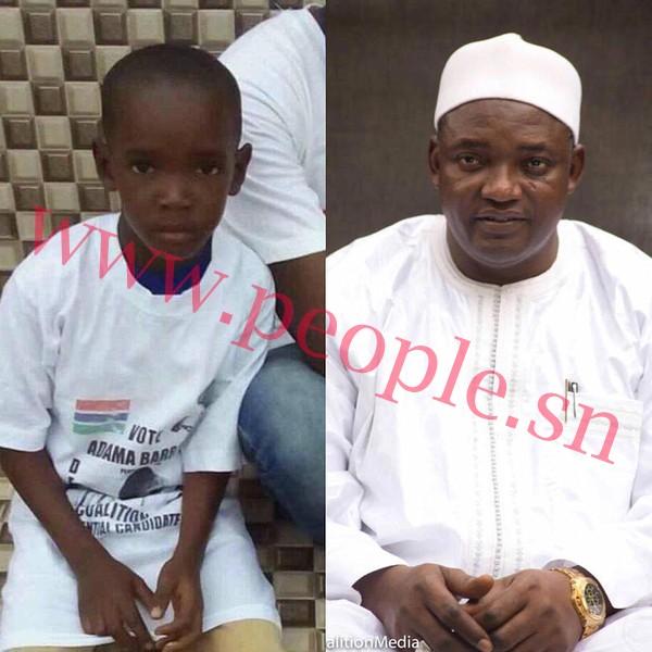 Gambie : un chien qui avait tué un fils du président Barrow euthanasié