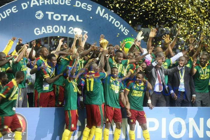 Le Cameroun remporte la 31e édition de la Can ( IMAGES )