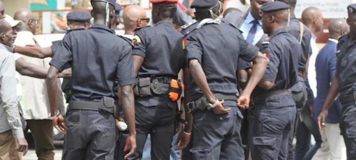 SECURITE : Les résultats de la vaste opération Karangué dans la région de Dakar
