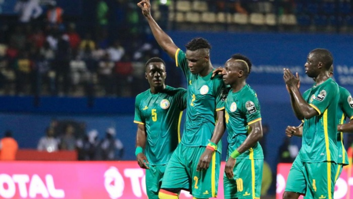CAN 2017 : Kara Mbodj dans l'équipe type, Cheikhou Kouyaté remplaçant