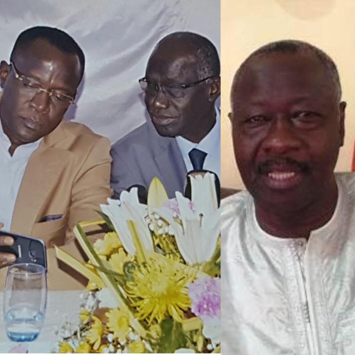 Après deux semaines d'une rude bataille entre le Gouvernement et la 2STV : Yakham Mbaye, Mbagnick Ndiaye et El Hadji Ndiaye fument le calumet de la paix