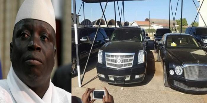 TRANSPORT DES VÉHICULES DE LUXE DE JAMMEH : Pourquoi l'avion cargo n'est plus revenu en Gambie