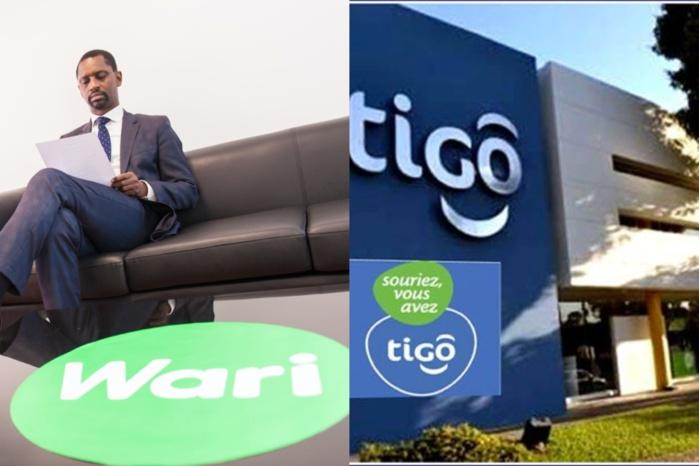 EXCLUSIF DAKARACTU : Le PDG du Groupe WARI Kabirou Mbodje a finalement acheté l'opérateur de téléphonie TIGO à 80 milliards