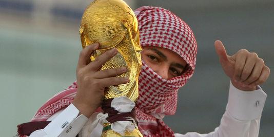 Le Qatar dépense 500 millions de dollars par semaine pour le Mondial