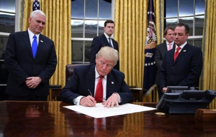 ETATS-UNIS : La Cour d'appel de San Francisco confirme le gel du décret anti-immigration de Trump