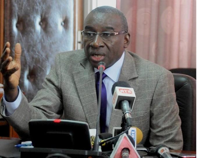 Démission du magistrat Dème : Sidiki Kaba étale sa colère