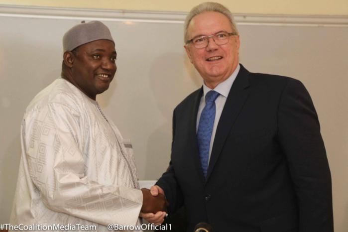 L'Union Européenne dégage plus de 98 milliards de francs CFA pour renforcer les capacités de l'Etat gambien