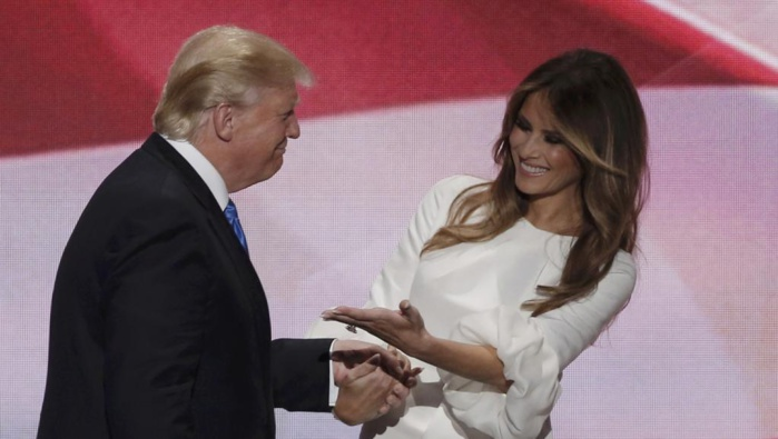 ETATS-UNIS : Melania Trump, une drôle de première dame?