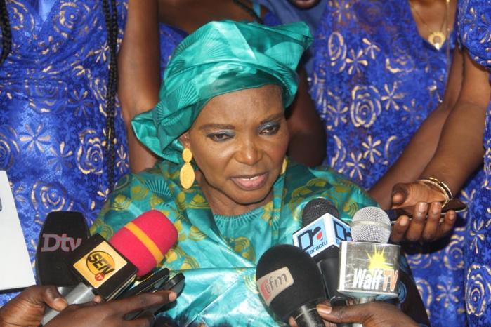LA GROGNE DE SOKHNA MARIÉMOU DIAW (petite-fille de Serigne Bara) : «  La pauvreté est bien à Touba »