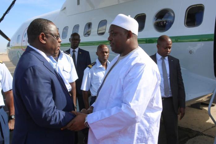 Fête d'indépendance de la Gambie : Barrow rend la pareille à Macky Sall