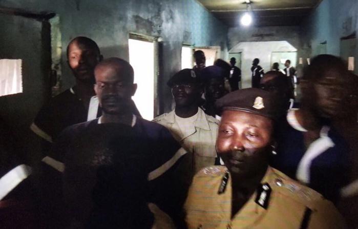 (Photos inédites) : La tristement célèbre prison gambienne Miles 2 de l'intérieur