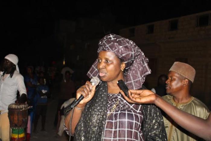 MARIAMA SARR : «Récupérer Ndorong des mains de l'opposition, vaille que vaille !»