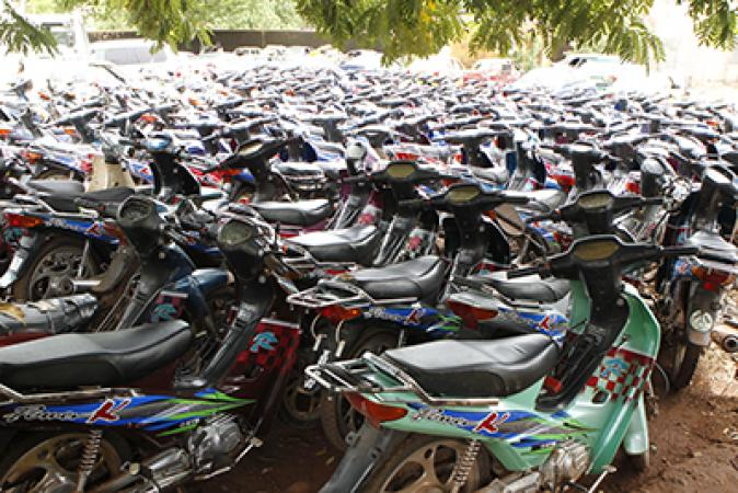 Mali : Les motos indésirables dans le Macina à cause des djihadistes