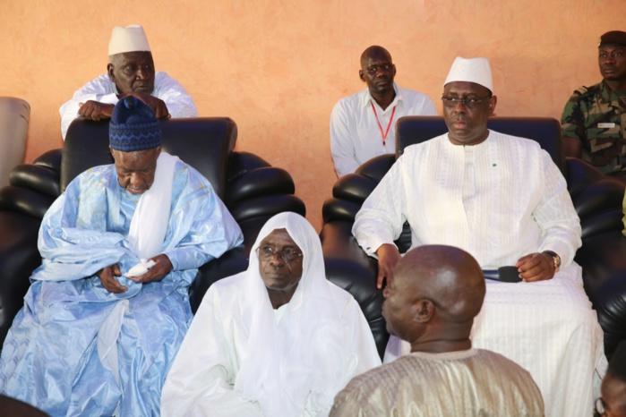MODERNISATION DE LA CITÉ RELIGIEUSE : Darou Mouhty rappelle au président Macky Sall ses promesses
