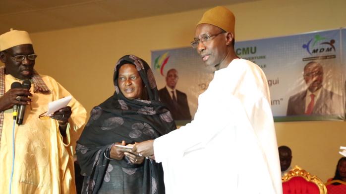 LOUGA - Mamour Diallo mutualise 1100 indigents à la CMU
