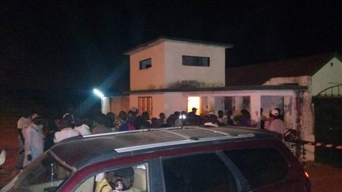 FÊTE NATIONALE DE LA GAMBIE : Adama Barrow gracie 174 prisonniers
