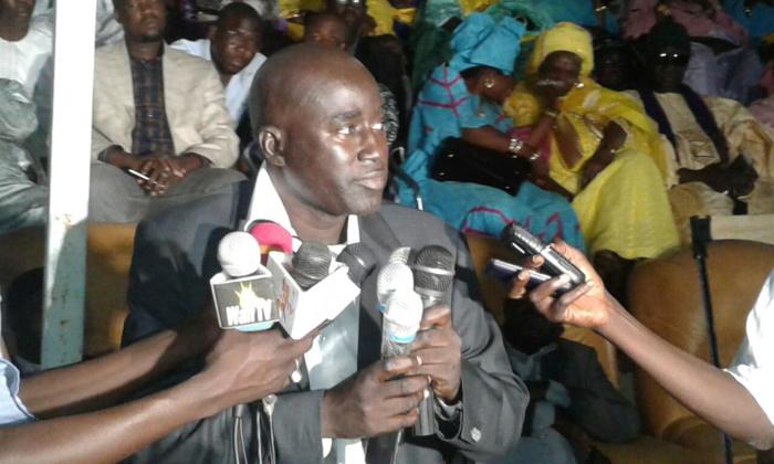 """LE MAIRE DE BAMBEY SOLDE SES COMPTES : """" Le Pds sans Aïda Mbodj ne saurait être la même formation politique (...) Des gens ont instrumentalisé des personnes pour la combattre ici à Bambey """""""