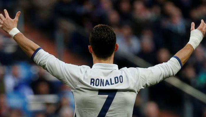 La métamorphose de Cristiano Ronaldo