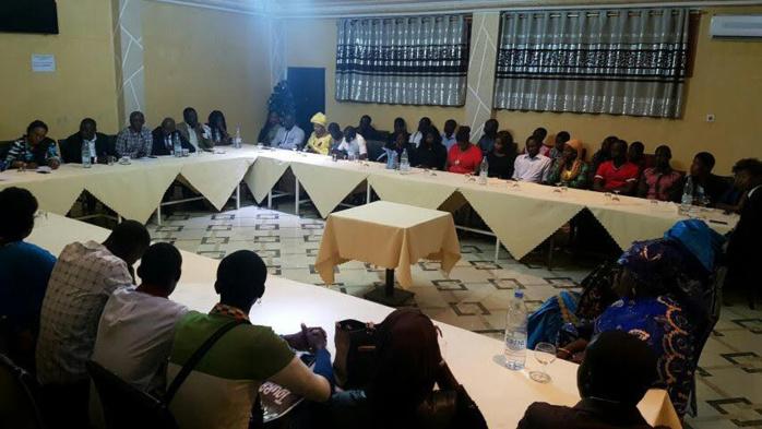 Thiès : Des conseillers municipaux de l'APR rallient l'UCS d'Abdoulaye Baldé