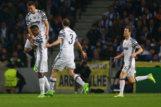 Ligue des Champions : La Juventus Turin fait craquer Porto à l'usure et entrevoit les quarts