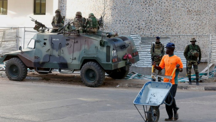 GAMBIE : la Micega entame la destruction des stocks de mines de l'armée
