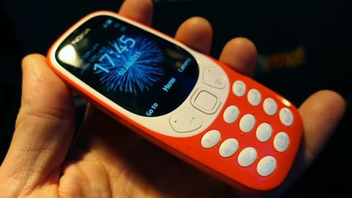 Le Nokia 3310 fait son come-back : cap sur l'autonomie... et la nostalgie