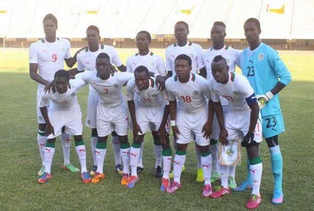 Can u 20 : le Sénégal et le soudan font match nul (1-1)