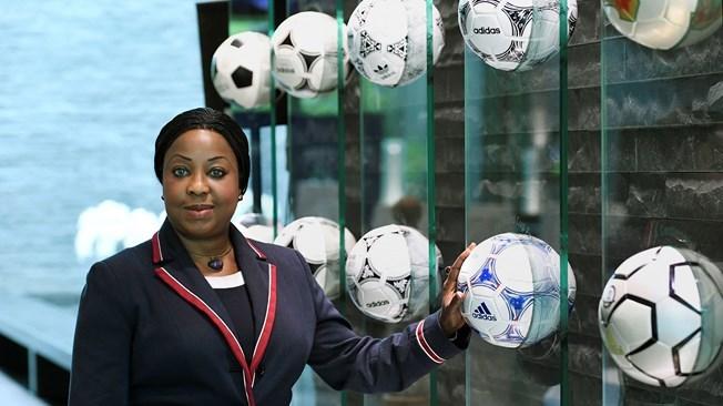 FATMA SAMOURA, SECRETAIRE GENERALE DE LA FIFA : « Je suis venue apporter une bonne nouvelle ; l'ouverture imminente d'un Bureau régional à Dakar »