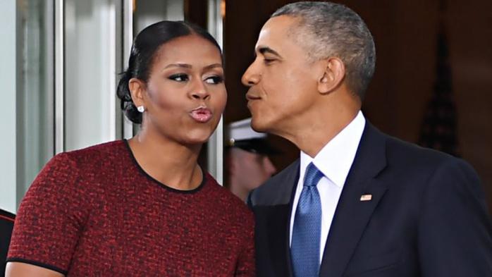 ETATS-UNIS : un contrat d'édition en or pour le couple Obama