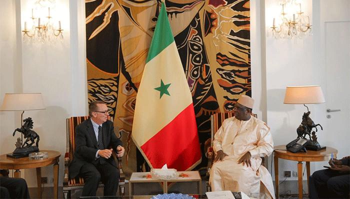 Le Secrétaire général adjoint des Nations unis aux Affaires politiques reçu par Macky Sall A