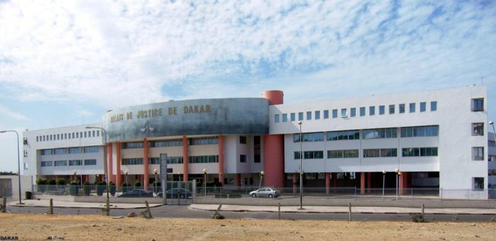 Palais de justice : Abdoul Mbaye et Ndèye Khady Guèye devant le juge