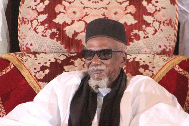 TOUBA - Barrow prie ce vendredi aux côtés de Serigne Sidi Mokhtar Mbacké