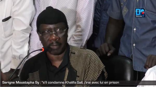 """SERIGNE MOUSTAPHA SY : """" Qu'Abdou Diouf n'utilise pas Macky pour régler ses comptes... J'irai en prison avec lui si...'"""