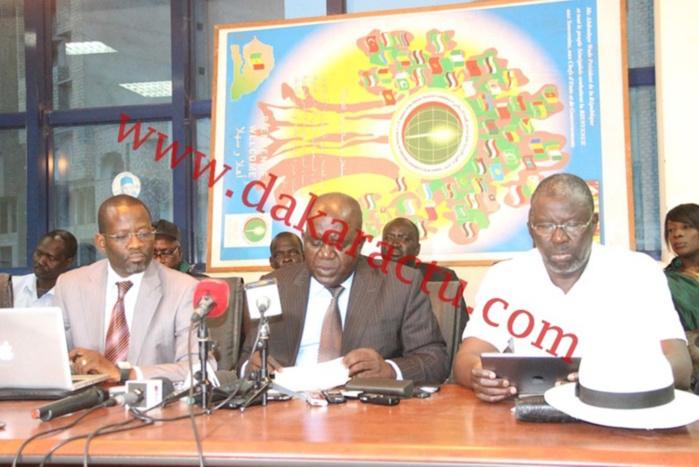 """Le comité directeur du PDS """"dénonce les nouvelles manipulations de la justice pour intimider Khalifa Sall dont le seul sort est de s'opposer à Macky Sall"""""""