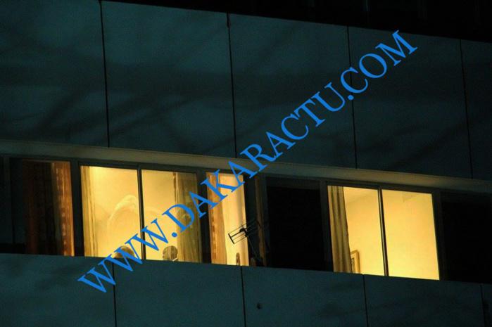 Khalifa Sall est retourné dans le bureau du Doyen des Juges