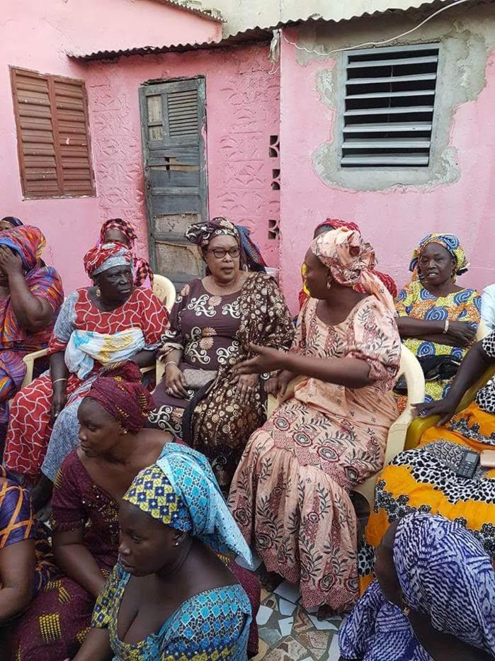 (8 MARS) - SOPHIE NDIAYE CISSOKHO : « Macky a fait largement, plus que Diouf et Wade pour la femme au Sénégal »