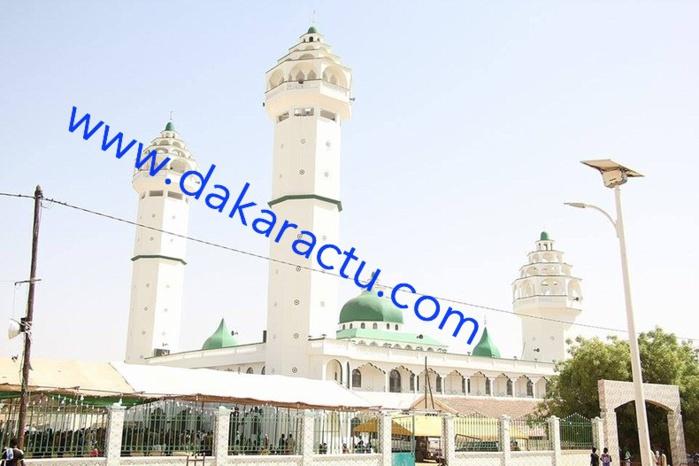 LEONA NIASSÈNE - Cette mosquée que le Président Sall est venu inaugurer à Kaolack