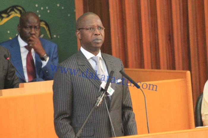 QUESTIONS D'ACTUALITÉ : Le Premier Ministre et son Gouvernement à l'Assemblée nationale le 16 Mars