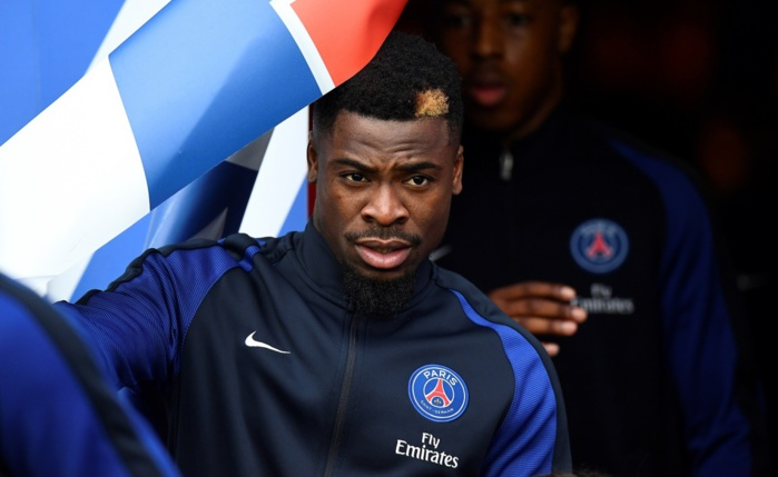 PSG : Aurier non sanctionné mais...