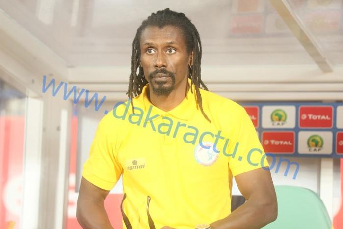 Matches amicaux : Aliou Cissé publié la liste ce jeudi