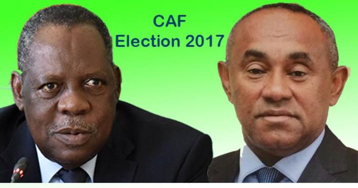 Présidence CAF : des fissures dans le camp du challenger d'Issa Hayatou