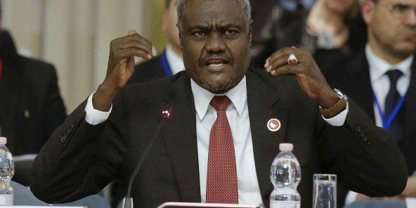 Commission Union africaine : le Tchadien Moussa Faki prend les rênes de l'organisation