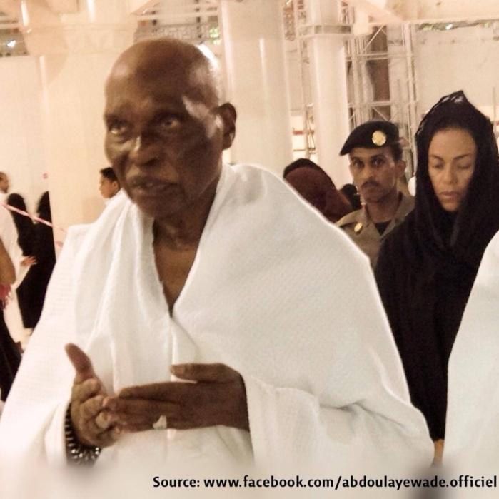 DESSOUS DE SON OUMRA : Abdoulaye Wade et «l'invitation du Roi» d'Arabie Saoudite