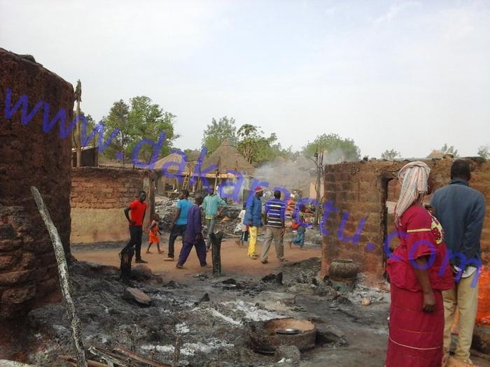 Boki Dialloubé : Un homme flingue sa femme