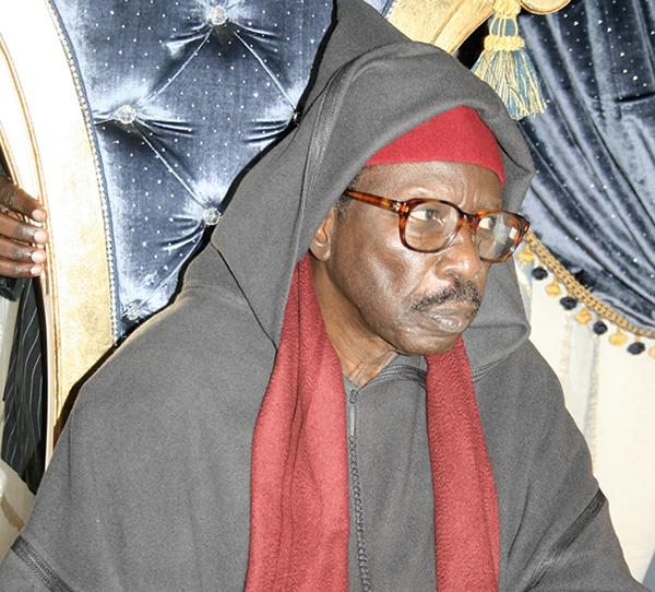 Rappel à Dieu du khalife général des Tidianes : Les condoléances de Cheikh Bamba Dièye