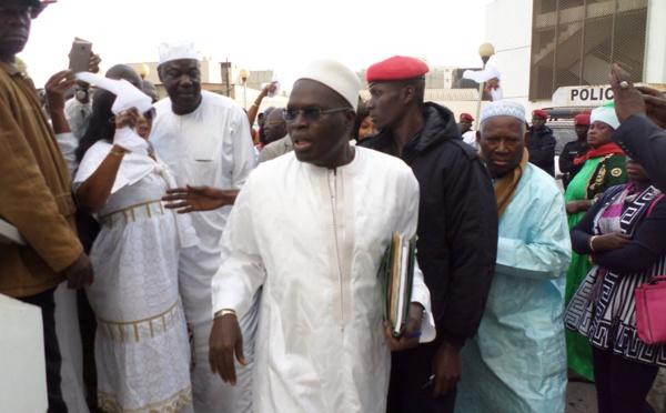 Palais de justice  : L'audition du Maire de Dakar a démarré