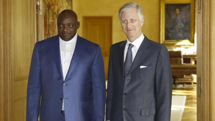 GAMBIE : Adama Barrow ouvre un nouveau chapitre des relations avec l'UE