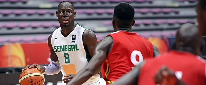 Tournoi Zone 2: Le Sénégal s'impose face au Cap Vert (78-64)
