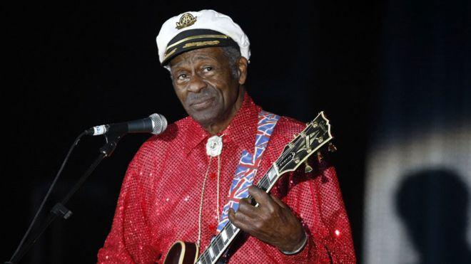 Chuck Berry, légende du rock, est mort