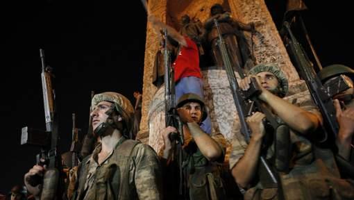 Putsch raté en Turquie: la thèse du complot allemand